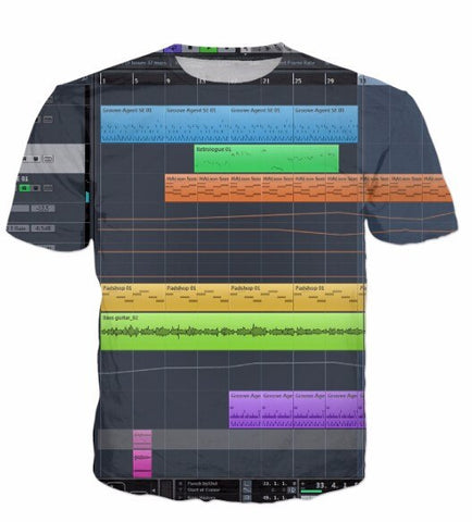 Apparel - Cubase Producer Shirt