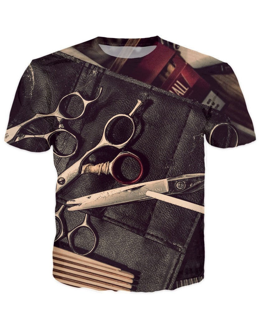 Barber Kit Edition T-shirt
