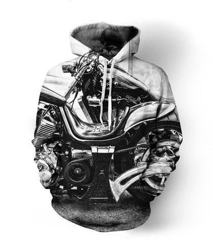 Motorcycle Passion Hoodie