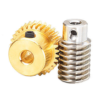 Worm Gears pair set