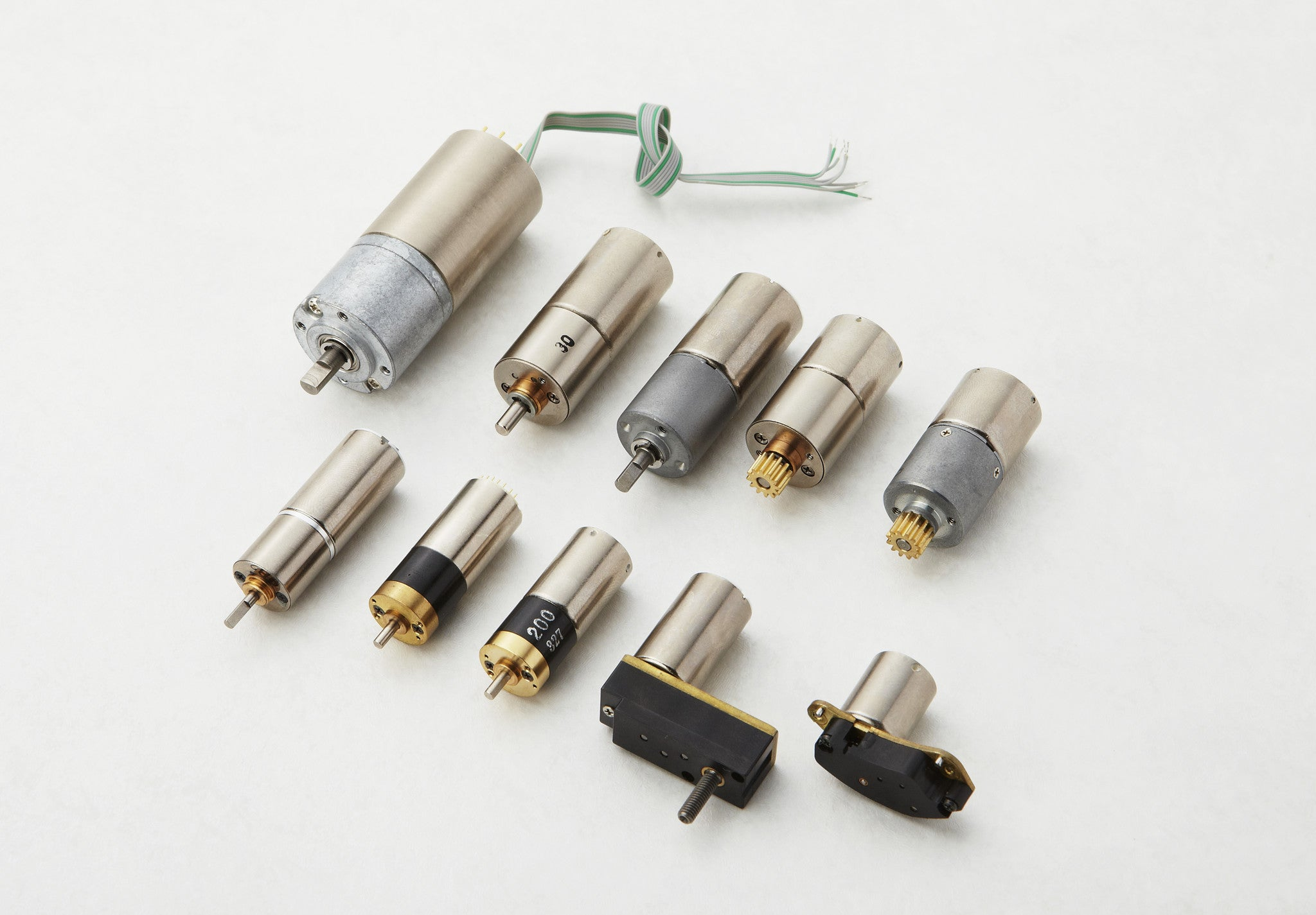 Miniature motors