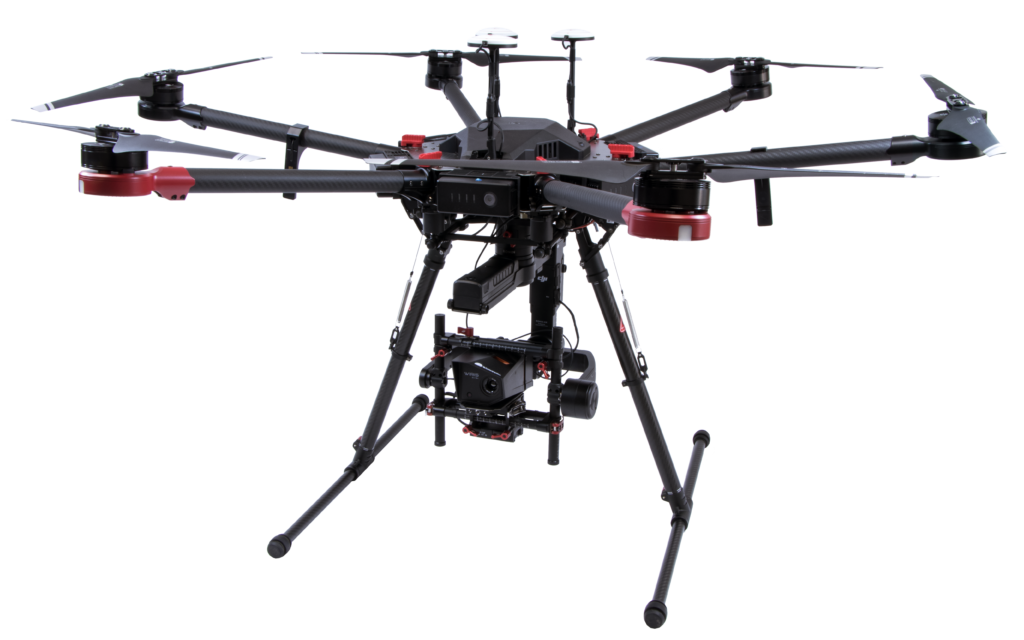 Thermal Cameras for Drones