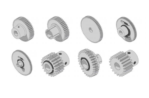 Reliance Precision Gear Builder