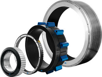 Frameless Torque motors