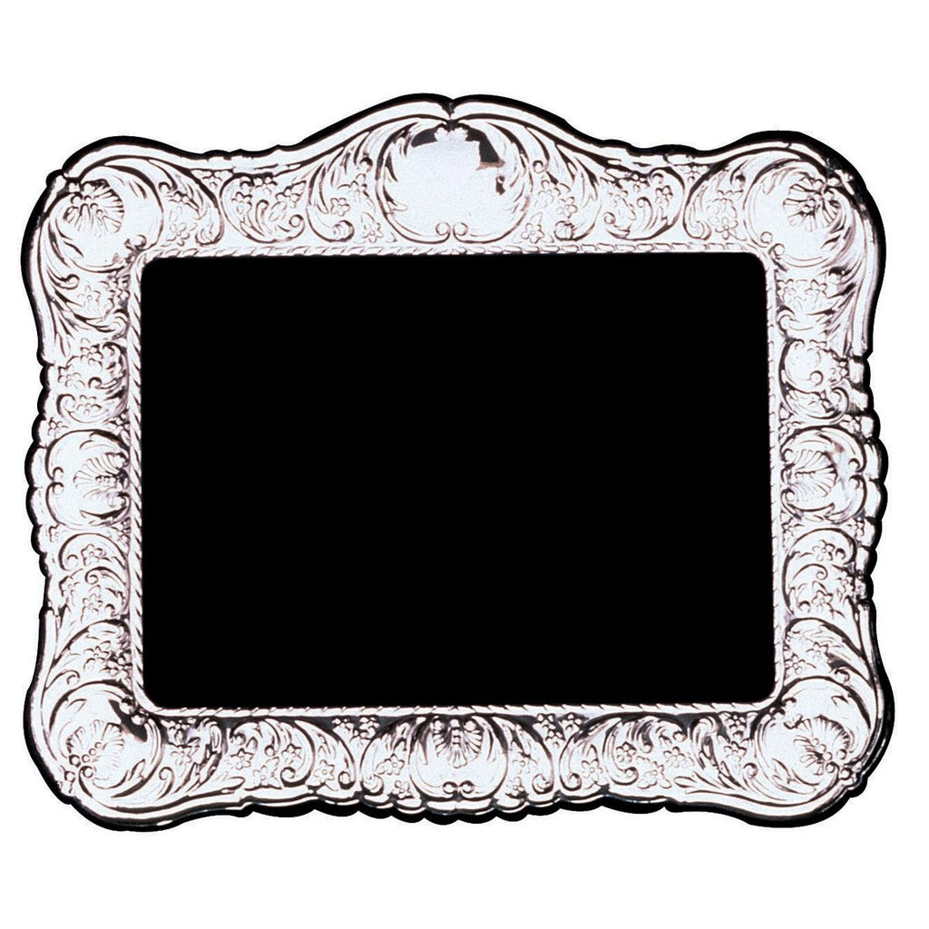 Sterling Silver Photo Frame - Period Design