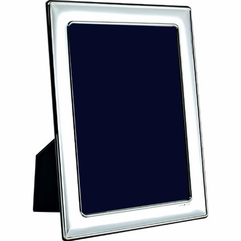 Sterling Silver Photo Frame - Classic Plain