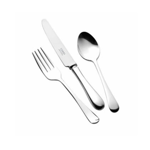Silver Plated Child's Cutlery Set - 3pcs