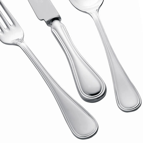Silver Plated Cutlery Set - English Thread Design