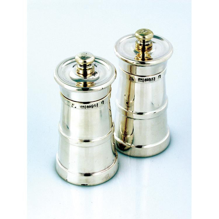 Sterling Silver Salt & Pepper Mills