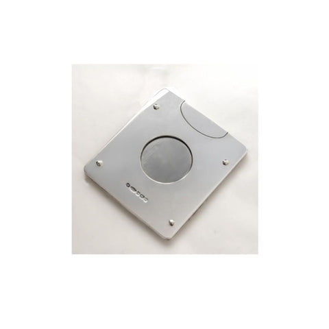 Sterling Silver Cigar Cutter - Square