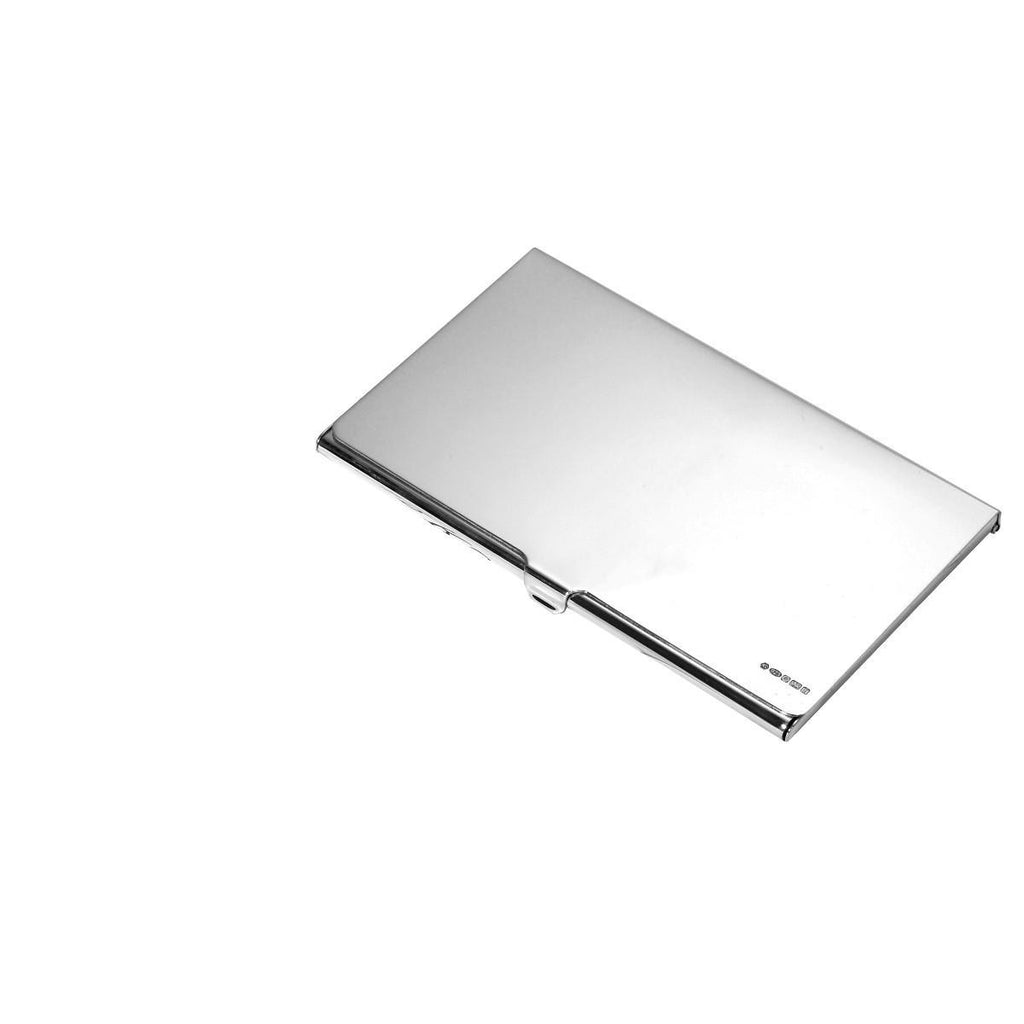 Sterling Silver Business Card Holder