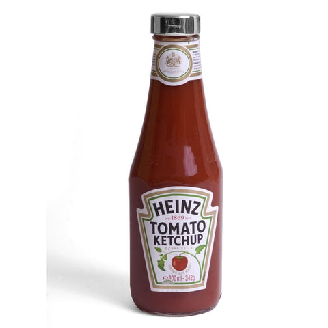 Sterling Silver Ketchup Lid