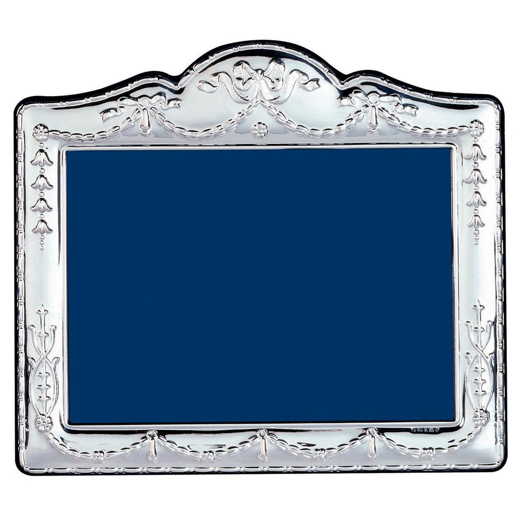 Sterling Silver Landscape Photo Frame - Traditional