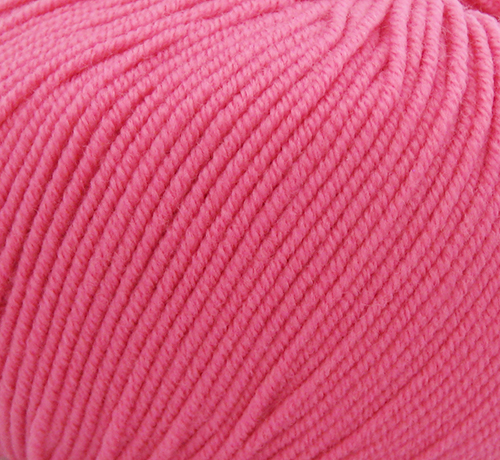 PINK ZARINA SUPERWASH WOOL