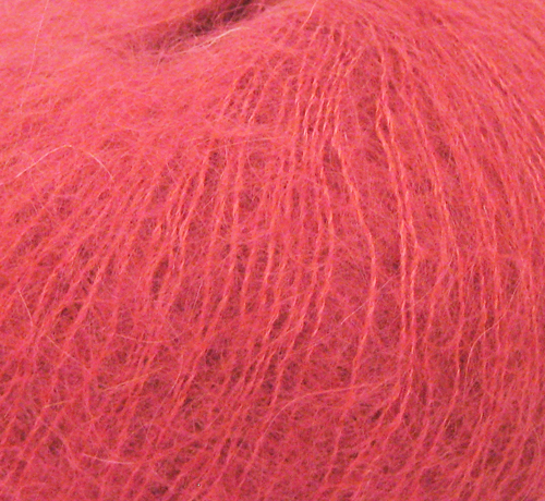 BLOOD ROWAN KIDSILK HAZE MOHAIR /SILK