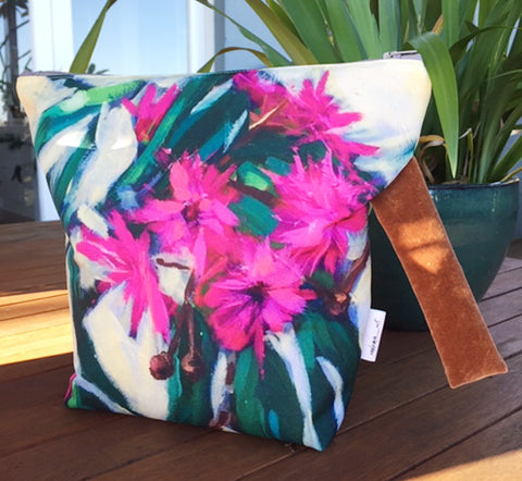 annlemon_art - Project Bag - Gum Blossom