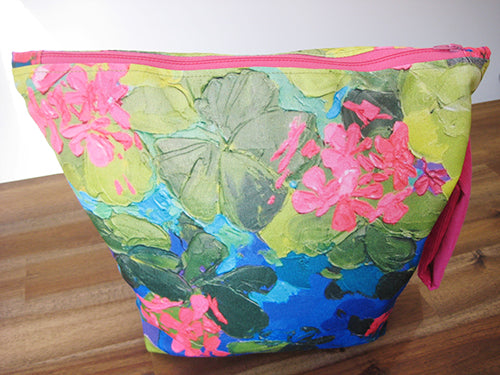 annlemon_art - Project Bag - Geranium