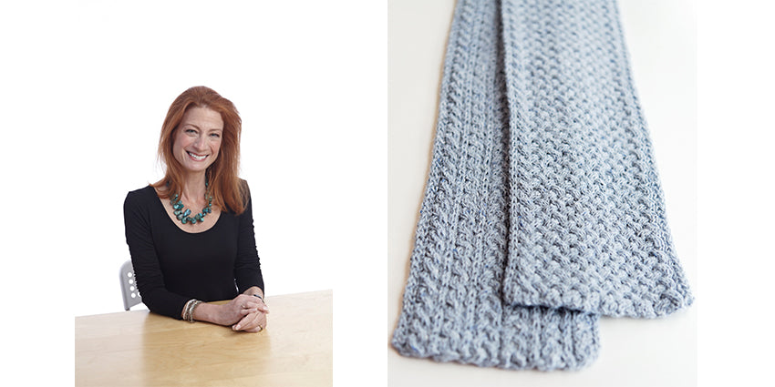 Class - Reversible Cables with Melissa Leapman