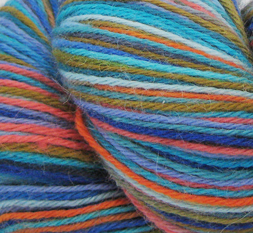 Misti Alpaca - Handpaint Sock - Polar Sunset