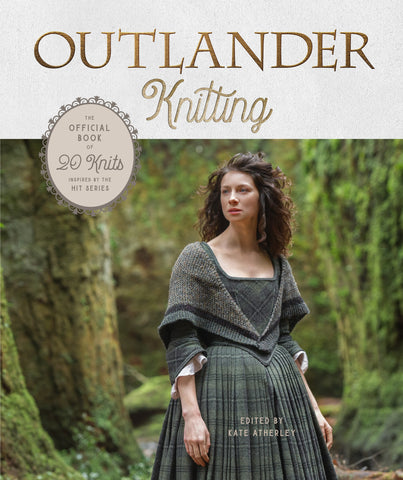 Kate Atherley - Book - Outlander Knitting