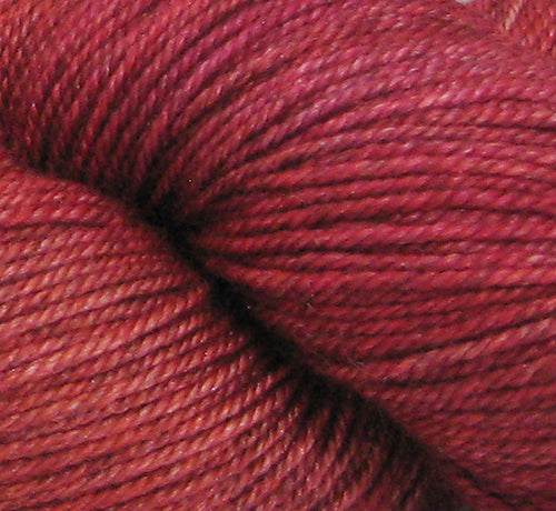 Ridge Top Fibre Studio - Merino Silk Yak - Pomegranate