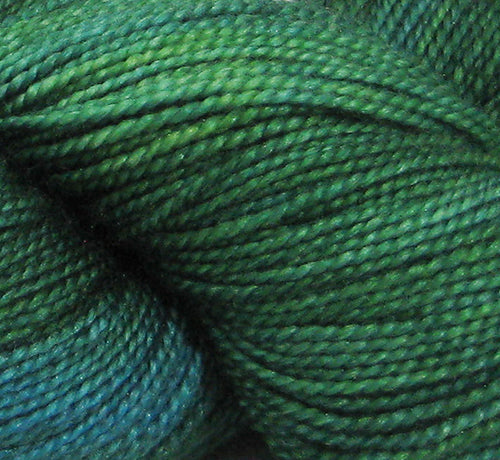 Ridge Top Fibre Studio - Silky Merino - Emerald