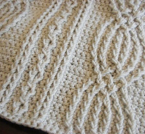 Class - Crocheted Cables