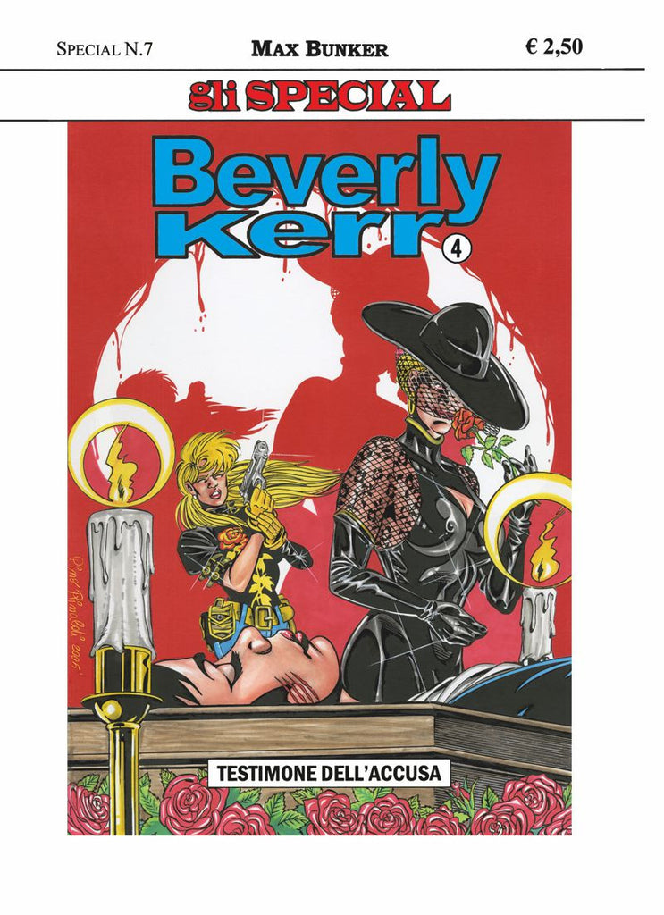 Gli Special n. 7 - Beverly Kerr n. 4 - Testimone dell'accusa