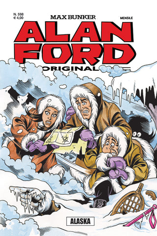 Alan Ford Original n. 598 - Alaska