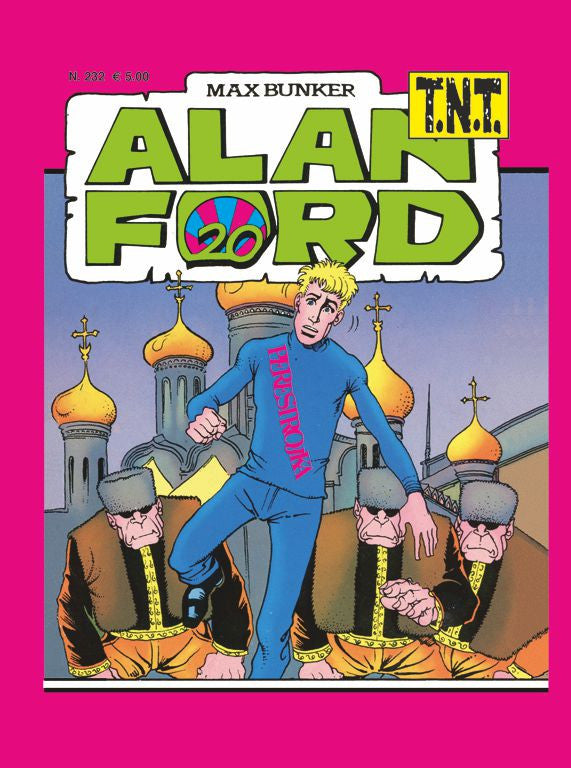 Alan Ford TNT n. 232 - Perestrojka