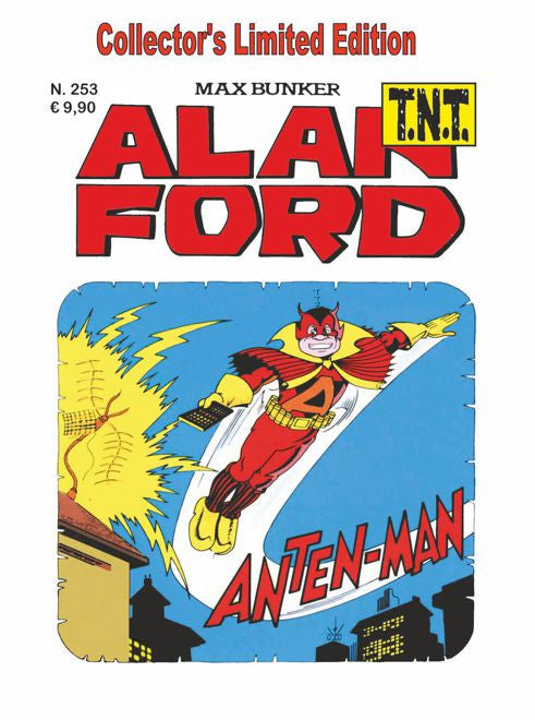 Alan Ford TNT n. 253 - Anten-man