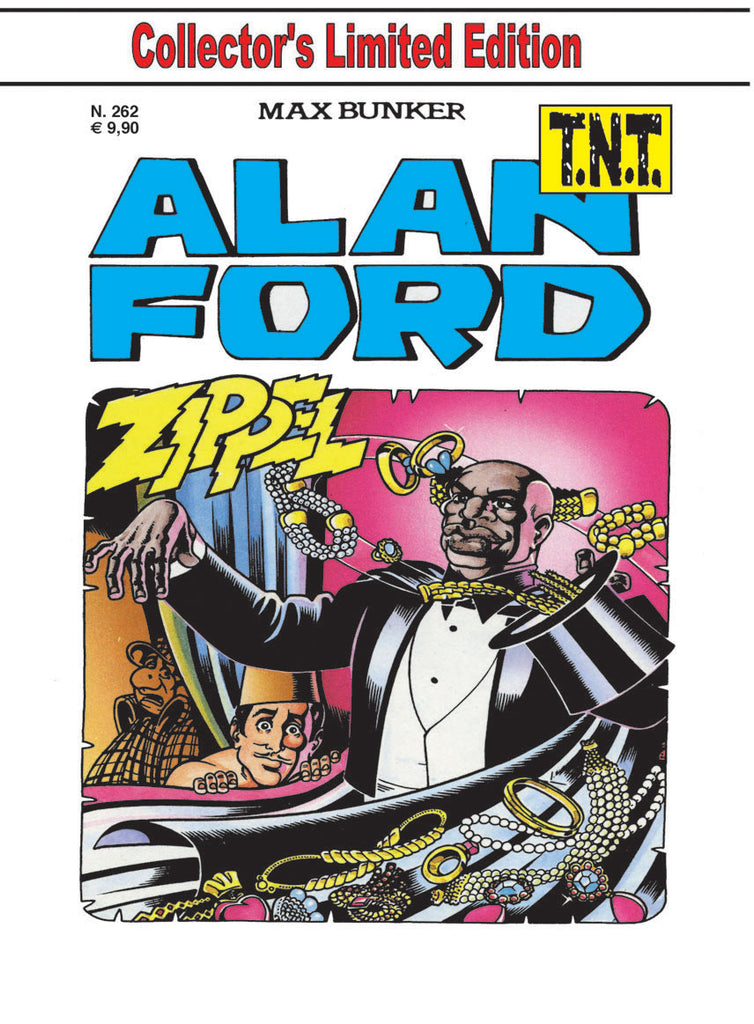 Alan Ford TNT n. 263 - Zippel