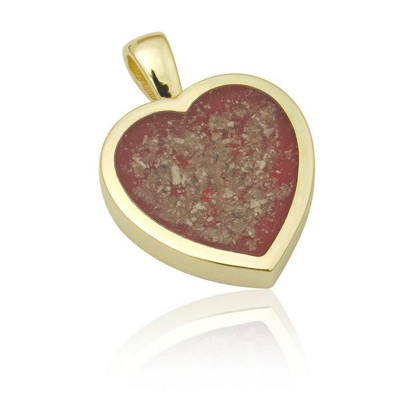 A52 Heart Shape Pendant