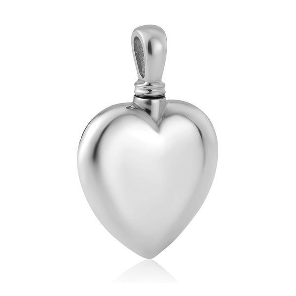 Large Memorial Heart Pendant