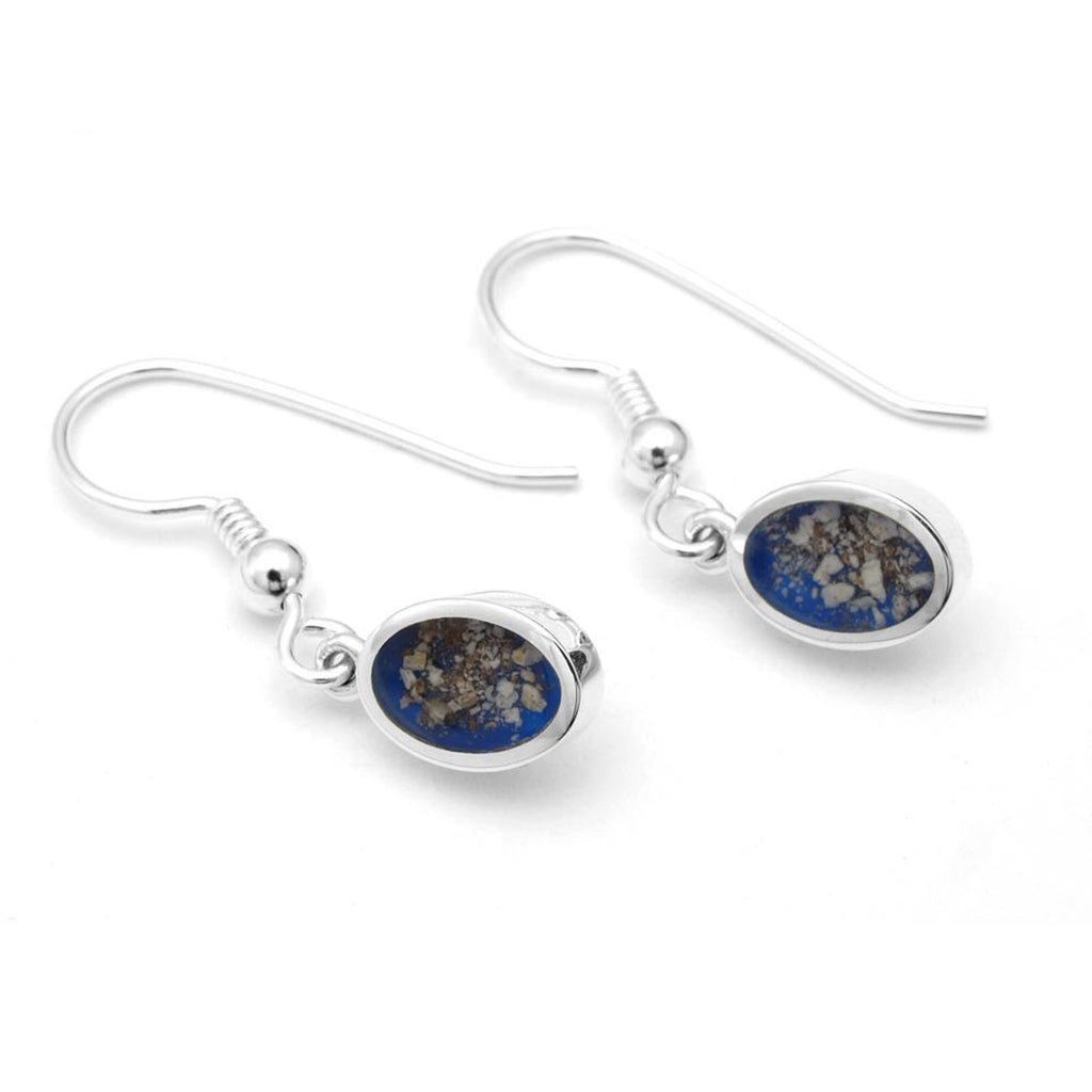 A78 Silver Drop Earrings