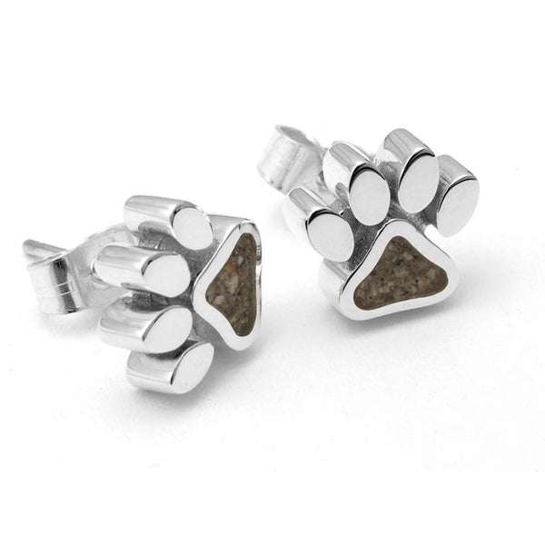 A72 Paw Earrings