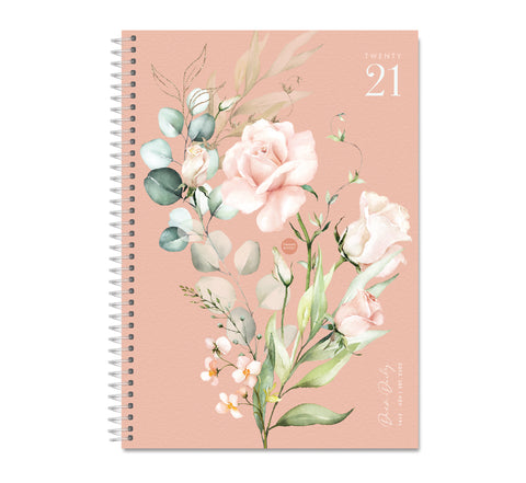 Bloom - 2021 Deen Daily Planner (2 sizes)