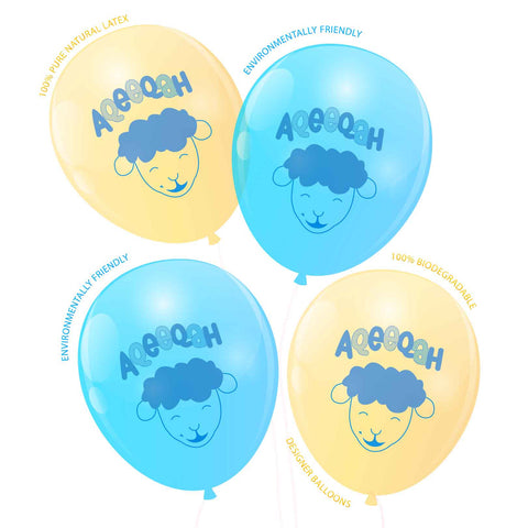 Aqeeqah Balloon