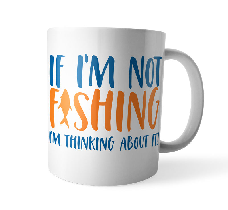 Fishing Blokes Personalised Mug