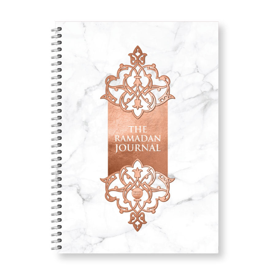 The Ramadan Journal - Arabesque Marble