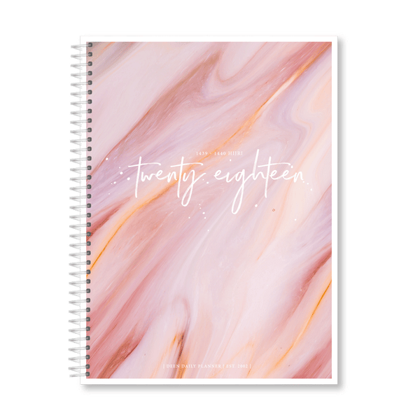 Deen Daily Planner - Mineral Dreams