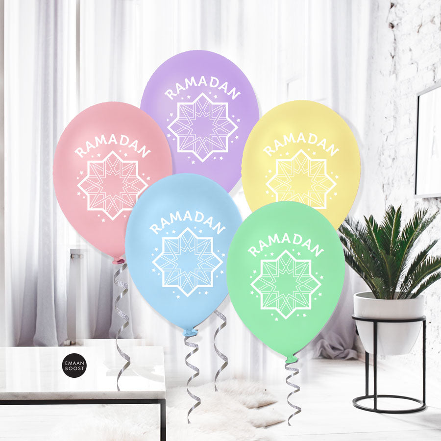 Pastel Peace - Ramadan Collection -Air