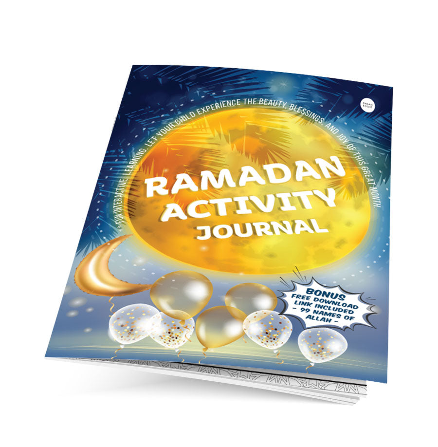 Ramadan Activity Journal