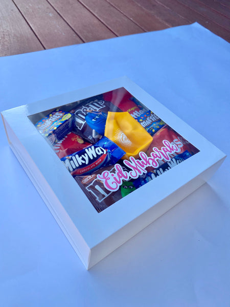 Customised Eid Chocolate Box