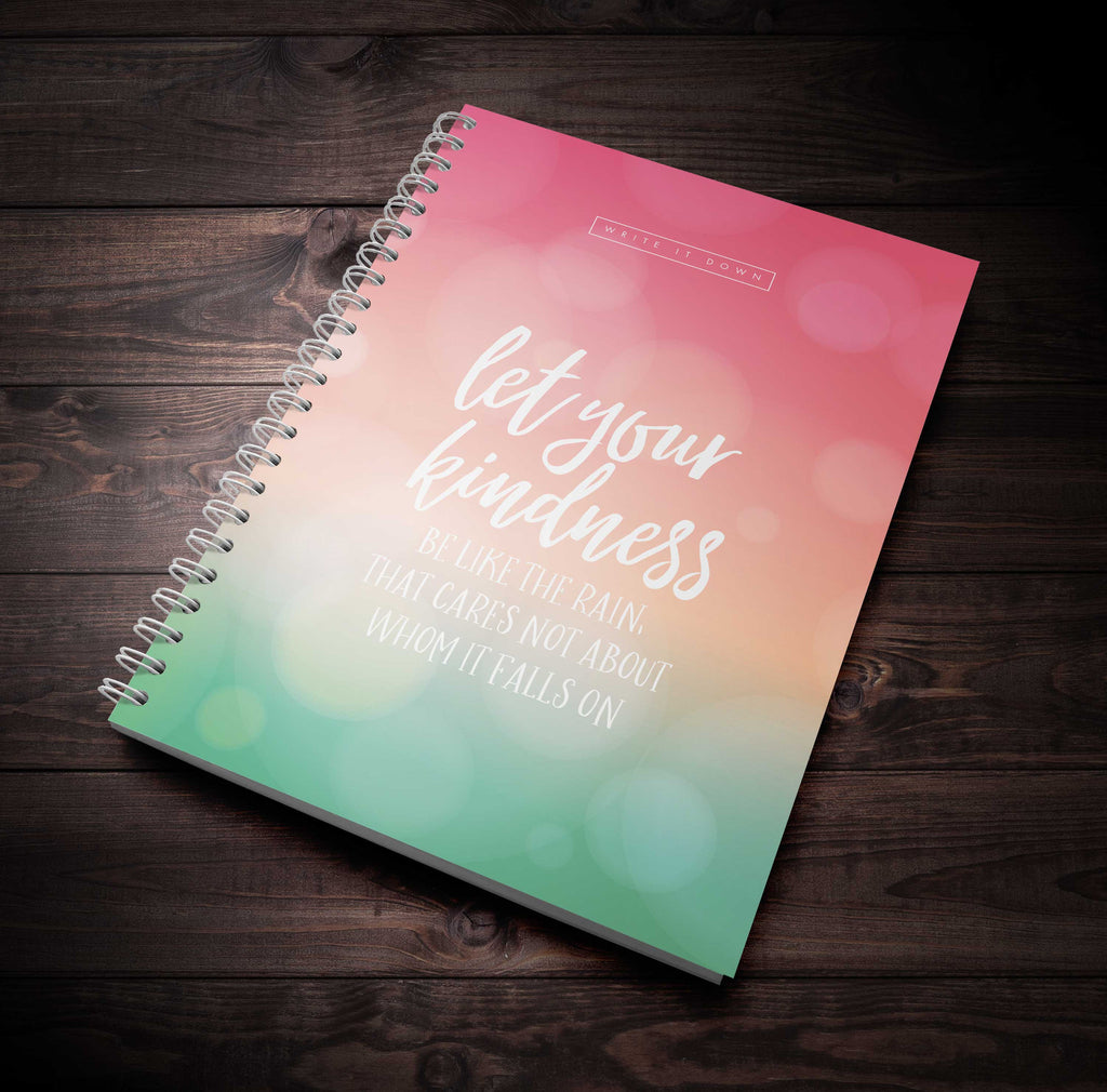 Kindness - Notebook