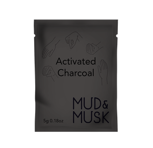 Activated Bamboo Charcoal with Kaolin Clay (8 Sachets)