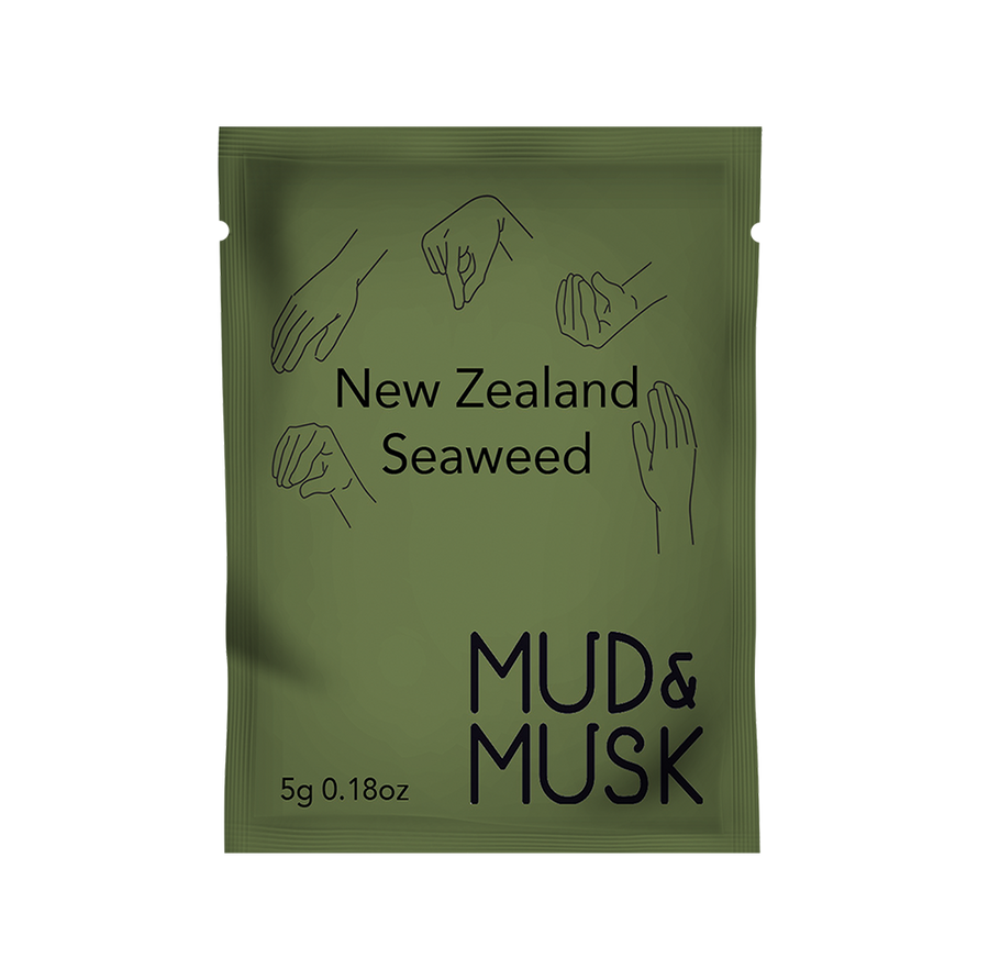 Organic New Zealand Seaweed (8 Sachets)