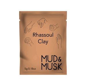 Pure Rhassoul Clay (8 Sachets)