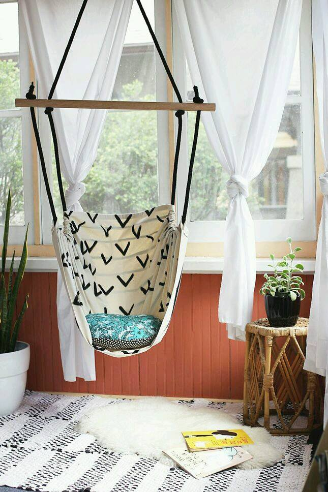 hanging chairs a love affair