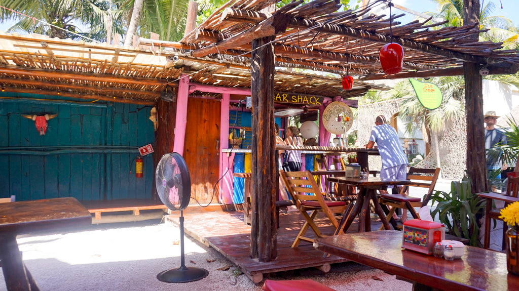 cafe in tulum